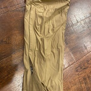 Rei coop convertible travel pants unisex